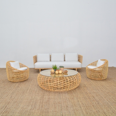 Additional image for cane lounge chair