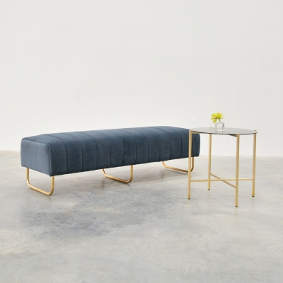Additional image for savile bench gray