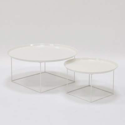 Additional image for plateau coffee table white