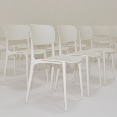 Additional image for harper chair white