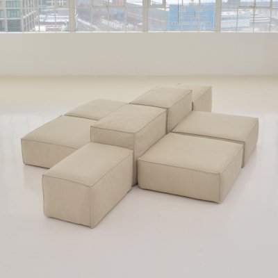 Additional image for lounge modular natural