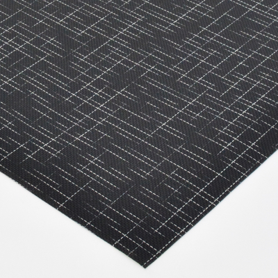Additional image for chilewich floor mat onyx dart