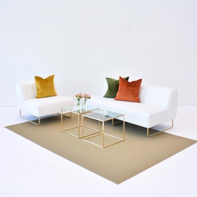 Additional image for loden velvet pillow