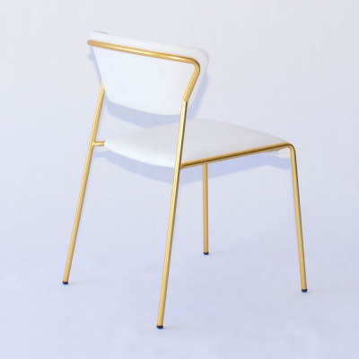 Additional image for rockwell chair white