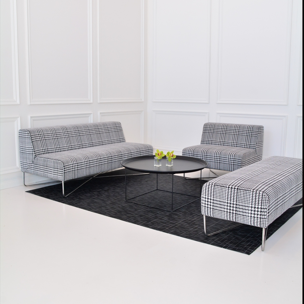 Additional image for balance sofa plaid