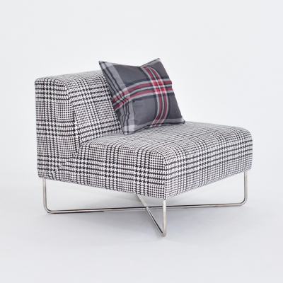 Additional image for grayson plaid pillow