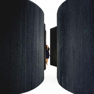 Additional image for 8' softwall black