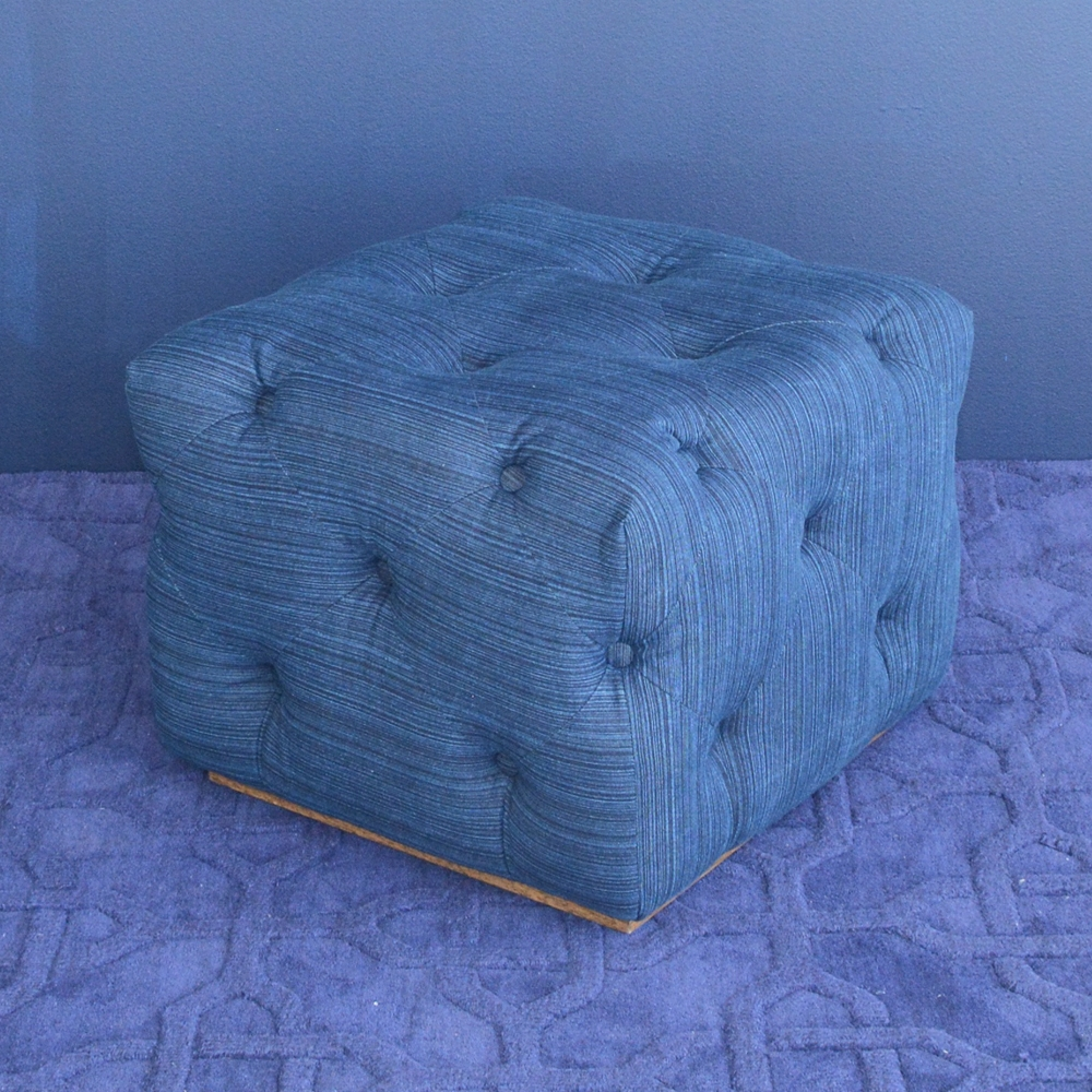 Additional image for griffin tufted cube