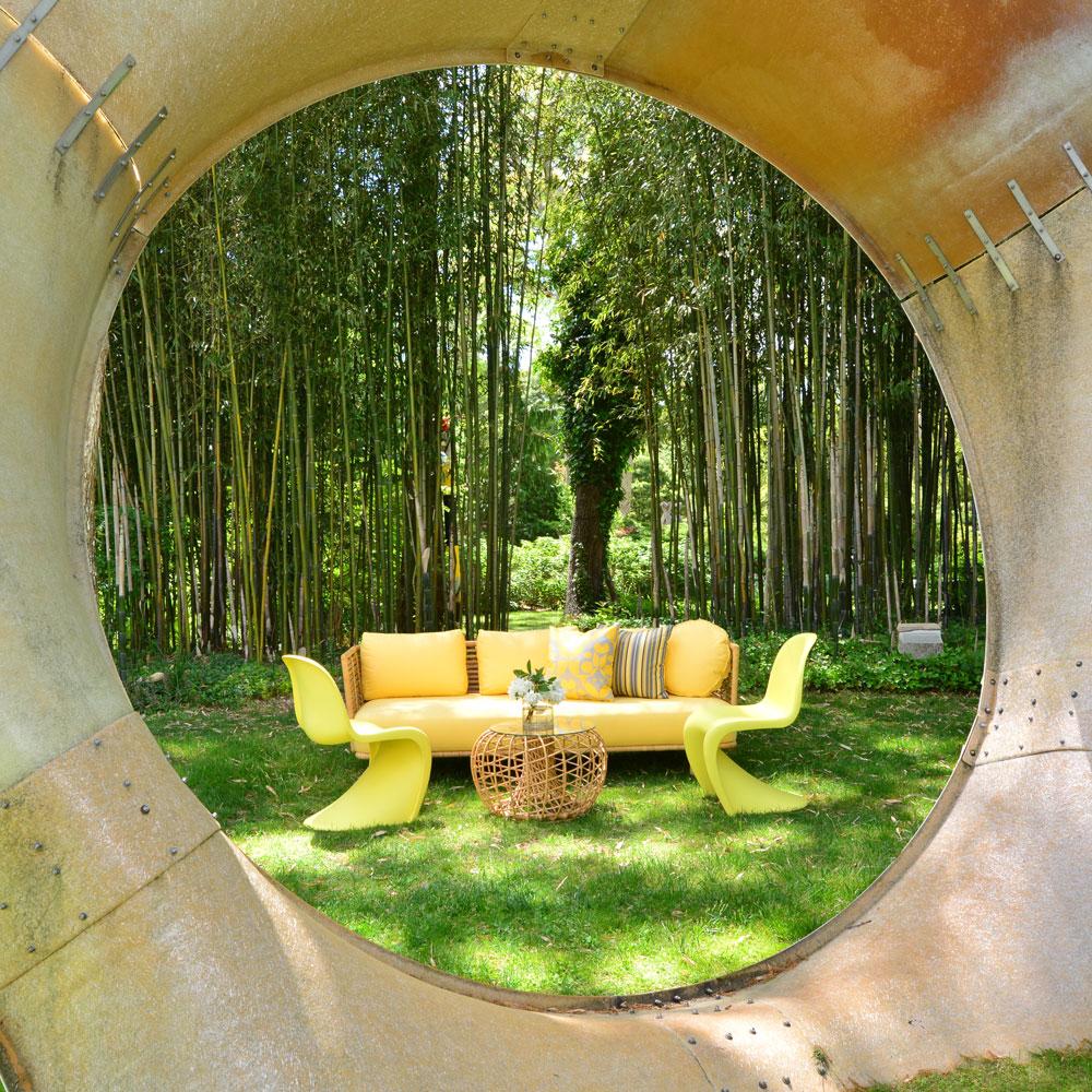 Additional image for cane sofa sunshine