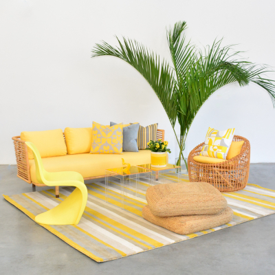 Additional image for cane chair sunshine