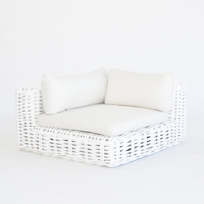 Additional image for lanai collection white