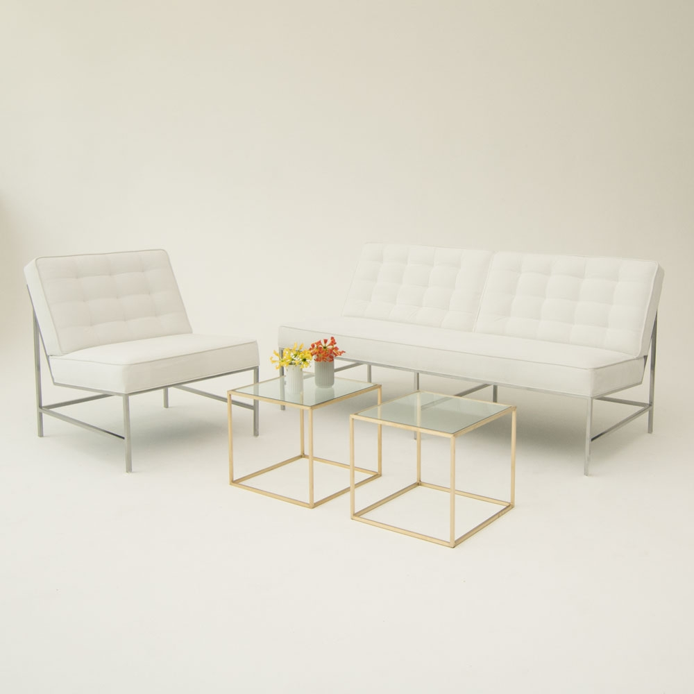 Additional image for aston sofa white