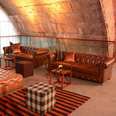 Additional image for gordon sofa brown