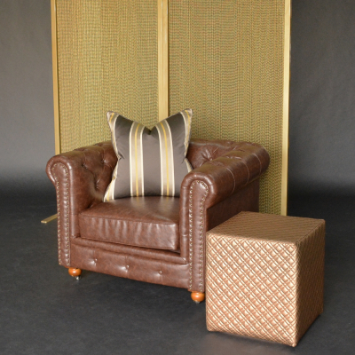 Additional image for gordon chair brown