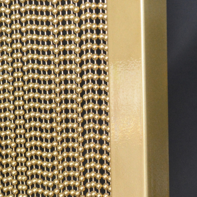 Additional image for shimmer frame brass