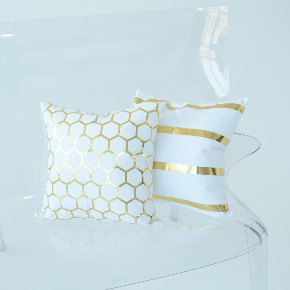 Additional image for bee hive pillow