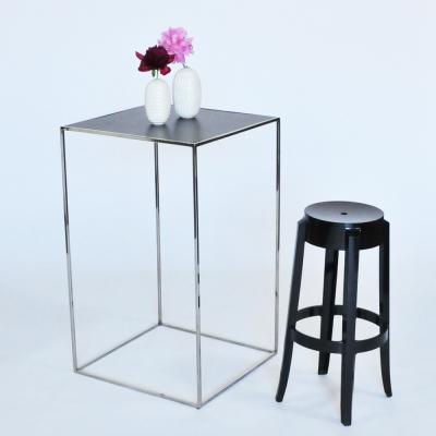 Additional image for edge pedestal chrome w/ black