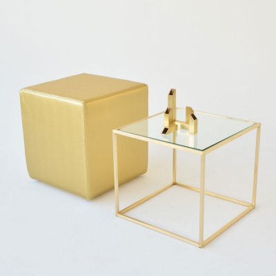 Additional image for oscar cube golden