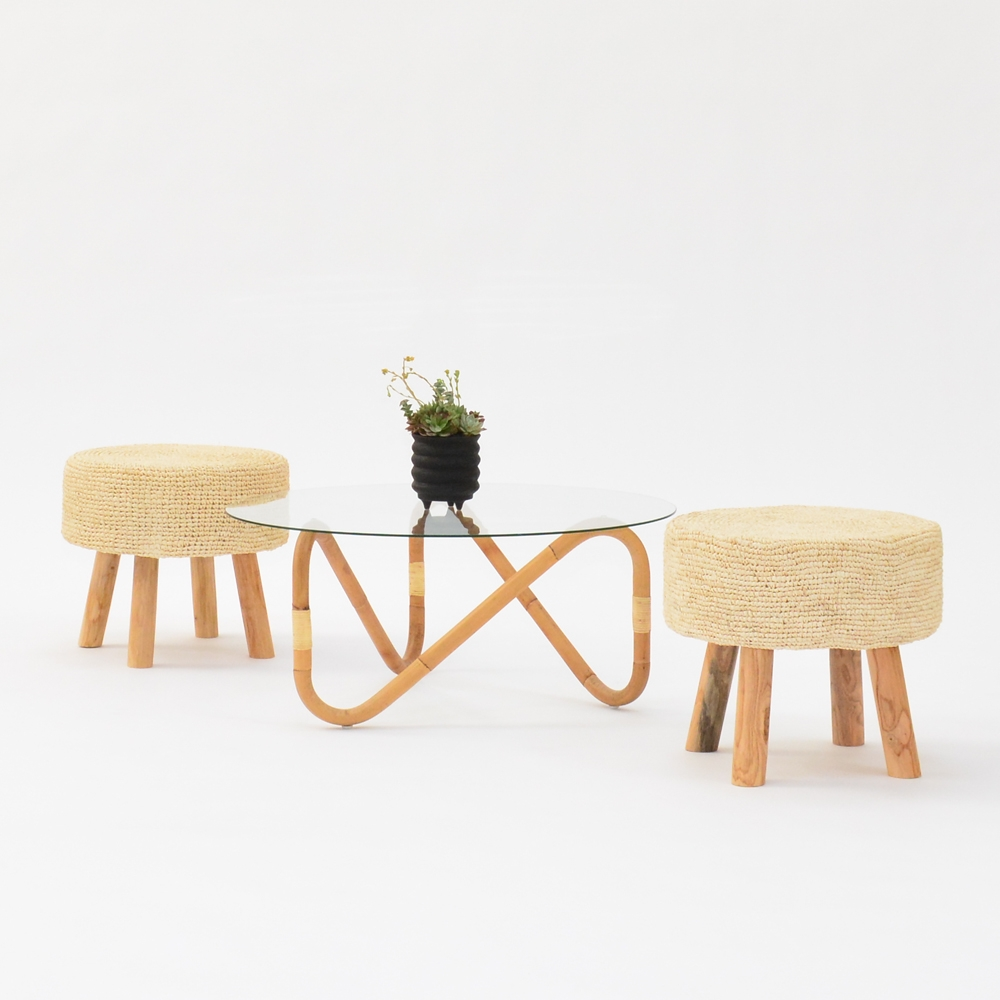 Additional image for wave coffee table natural
