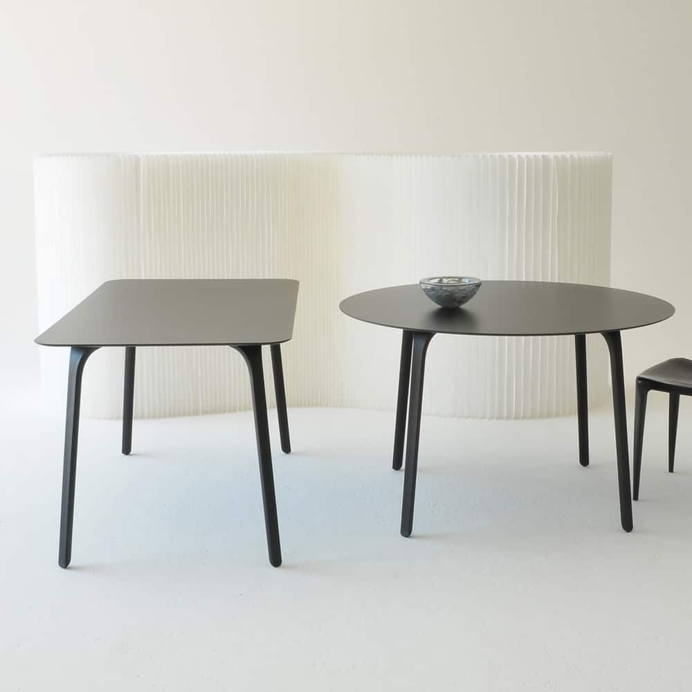 milano tables black
