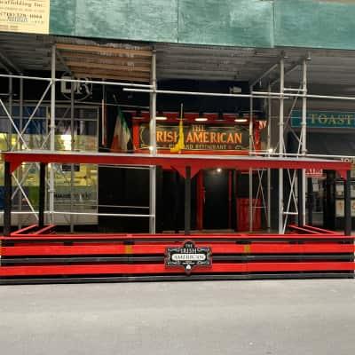 Additional image for the irish american pub & restaurant