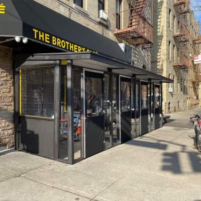 Additional image for the brother's cafe