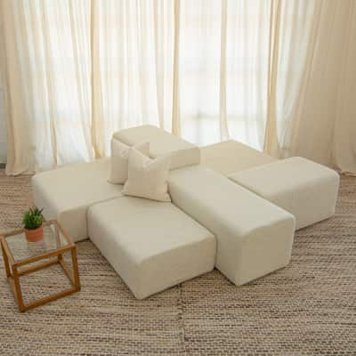 Additional image for faux sheepskin pillow