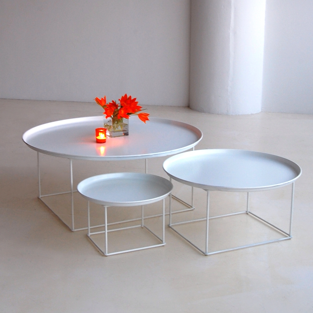 plate table white