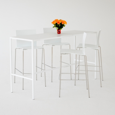 Runner White On White Furniture Rentals For Special